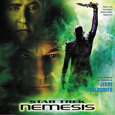 STAR TREK NEMESIS (MUSIQUE DE FILM) - JERRY GOLDSMITH (CD)