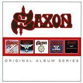 Saxon - Original Album Series (2014)