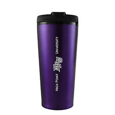 High Point University-16 oz. Travel Mug Tumbler-Purple