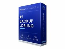 Acronis True Image 2016 ULTIMA VERSIONE PER PC 1 Utente Licenza di download digitale