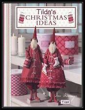TILDA'S CHRISTMAS IDEAS - TONE FINNAGER NEW SOFTCOVER
