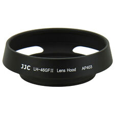 JJC LH-46GFII Metal Lens Hood for Panasonic Lumix G 20mm f/1.7 / f2.5 ASPH GF