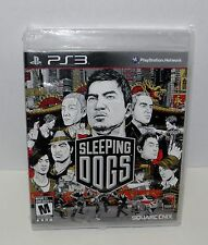 Sleeping Dogs Sony Playstation 3, ps3   NEW SEALED