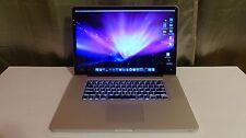 "17"" APPLE MACBOOK PRO LAPTOP i7 2.66Ghz 2TB 8GB DVD WIFI CAM HIGH RES NOTEBOOK"