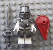 Custom KNIGHT TEMPLAR ARMOR & WEAPON PACK for Lego Minifigures Castle Medieval