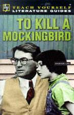 To Kill a Mockingbird by Mary Hartley (Paperback, 1998)