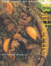 Barbecue: 200 Recipes for Outdoor Eating-ExLibrary