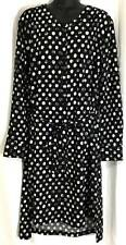 Merona Womens Dress Size Extra Large Black White New 857