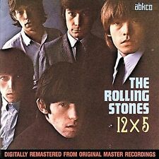 12 X 5 by The Rolling Stones (CD, Aug-2002, ABKCO Records)