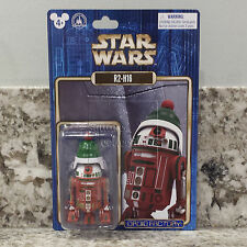 Disney Parks/Star Wars R2-H16 Holiday/Christmas Droid Factory Figure R2 H16