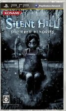 Used PSP Silent Hill: Shattered Memories  Japan Import ((Free shipping))、