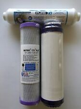 HAGUE QUALITY WATER H3500 SEMI ANNUAL REPLACEMENT PACK no MEMBRANE no FR