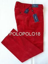New $145 Polo Ralph Lauren Stretch Corduroy Pants 30 31 32 33 34 35 36