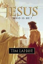 Jesus: Who Is He?, LaHaye, Tim, Good Book