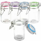 Small Clamp Lid Seal Storage Jar Preserve Container Clipseal Condiments Spices
