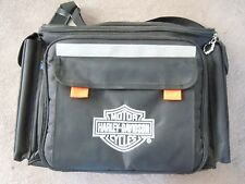 Unused HARLEY DAVIDSON Motorcycles Insulated Bag Cooler Picnic Camping Set