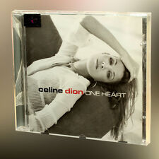 Celine Dion - One Heart - music cd album