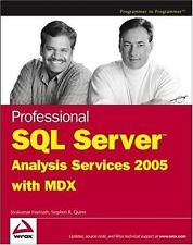 Professional SQL Server Analysis Services 2005 with MDX by Sivakumar Harinath...