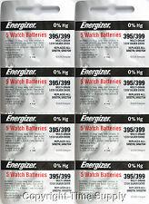 40 pc 395 / 399 Energizer Watch Batteries SR927SW SR927 0% HG