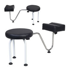 Pedicure Reflexology Station Chair Manicure Spa W/Foot Rest Salon Equipment New
