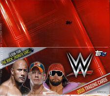 2016 TOPPS WWE WRESTLING HOBBY BOX FACTORY SEALED NEW