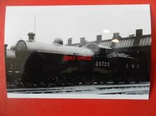 PHOTO  LMS EX LNWR PRINCE OF WALES DESIGN LOCO 25725 BOWEN-COOKE