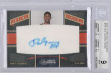 Paul George 10-11 Timeless Treasures #110 RC 177/299 Pacers MINT BGS 9 w/9 AUTO