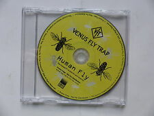 CD  Single VENUS FLY TRAP Human fly ( THE CRAMPS ) PROMO