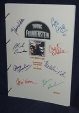 Movie Script - Signed - Young Frankenstein - Wilder