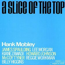 HANK MOBLEY A Slice Of The Top BLUE NOTE RECORDS Sealed Vinyl Record LP