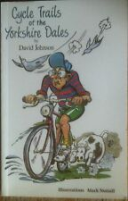 NOS CYCLE TRAILS OF THE YORKSHIRE DALES BY DAVID JOHNSON