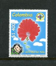 Colombia 1185, MNH, Children's Day  2002. x23518