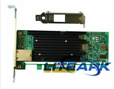 Intel X540-1T 10G Single RJ45 Ports PCIe x8 Ethernet Converged Network Adapter