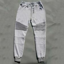 Men Casual Jogger Fitness Gym Sport Fashion Slim Skinny SweatPants Trousers P256