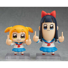 Nendoroid Pop Team Epic Popuko & Pipimi Set Figure Preorder Good Smile Company