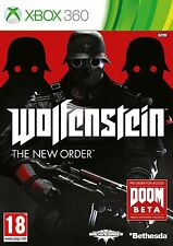 Wolfenstein: The New Order (Microsoft Xbox 360, 2014)