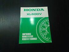 Honda XL 600 V XL600V 1995 Nachtrag Werkstatt-handbuch Shop Manual