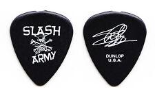 Slash and the Conspirators Slash Army Signature Guitar Pick 2011 Solo Tour GNR