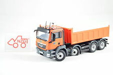 "NZG MAN TGS 8x4 Hinterkipper ""VSI"" Art.770/01  1:50"