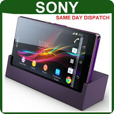 New Genuine SONY EXPERIA Z C6603 DOCKING STATION original smartphone charger