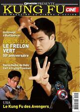 BRUCE LEE BUD SPENCER KAZUO KUEKE CRYING FREEMAN MAGAZINE KUNG FU CINE N°2