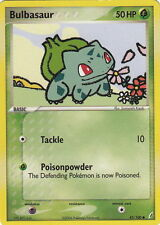 Bulbasaur 45/100 EX Crystal Guardians Common PERFECT MINT! Pokemon