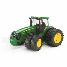 New Bruder Toys John Deere 7930 Tractor with Twin Wheels Tyres - Bruder 03052