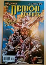 DC Comics 2012 Demon Knights The New 52 Issue #3