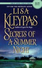 Secrets of a Summer Night (The Wallflowers, Book 1)-ExLibrary