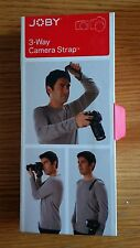 Joby 3-Way Camera Strap for DSLR and CSC