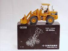 Kobelco LK300A Wheel Loader - 1/30 - Ashiya - MIB