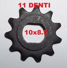 25H PIGNONE 11 DENTI SPROCKET PASSO 6.35MM SPESSORE 3MM X MONOPATTINO PROGETTO