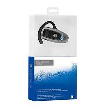Motorola H350 Pearl Grey Ear-Hook Headsets Handsfree Wireless Bluetooth Headset