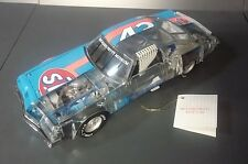 1977 OLDS CUTLASS PETTY NASCAR #43 CLEAR B11XD78 FRANKLIN MINT DIECAST 1:24 NIB